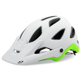 Giro Montaro Mips Helmet mat white/lime